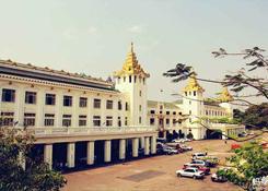 走进东盟科技园区之老柬缅