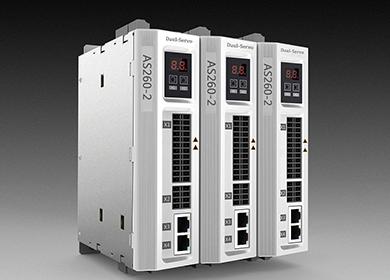智能装备核心部件:高精密永磁伺服电机与伺服驱动器  Perman