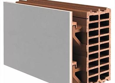 保温、结构、防火一体化低能耗建筑建造技术  Low-Energy Constru