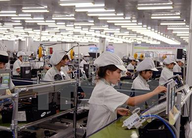 2016年上半年越南GDP增长5.52%