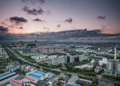 工业园区/重点区域循环经济-低碳经济构建技术平台与示范