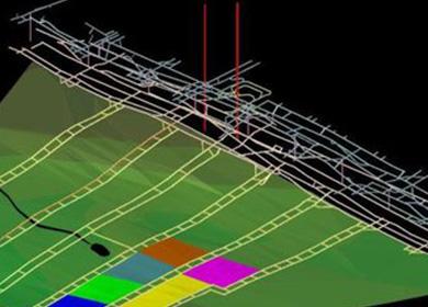 3D Digital Mine Information Management System