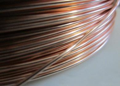 电磁连铸生产高致密度超级无氧铜