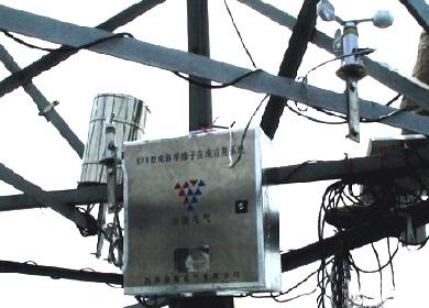 变电站污秽度在线检测