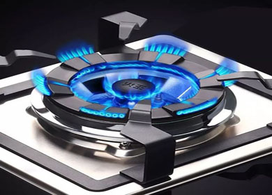 ZL-2007-5型高效节能环保型燃气中餐灶