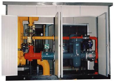 RX型燃气调压站