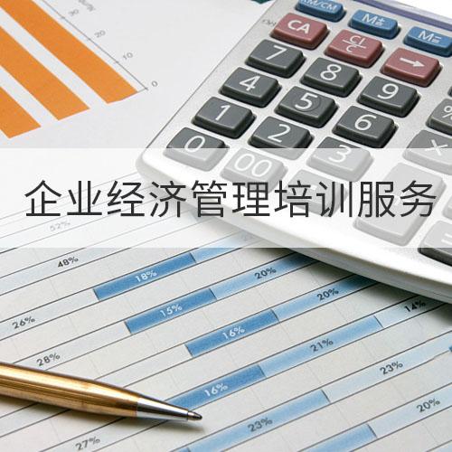 企业经济管理培训服务