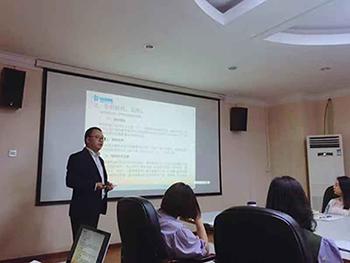 鼎宏知识产权受邀为昆明昆广网络有限公司进行授课培训