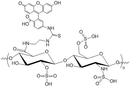 类肝素植物衍生物
