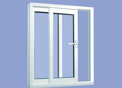 由UPVC制成的建筑窗户型材