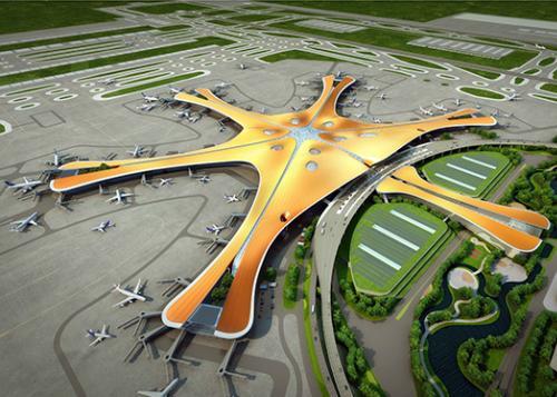 北京大兴国际机场通航 多种交通方式实现便捷抵离