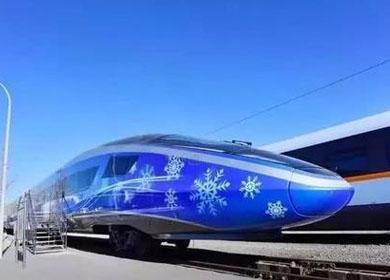 智能京张高铁将试点刷脸进站