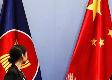 中国与东盟合作机制