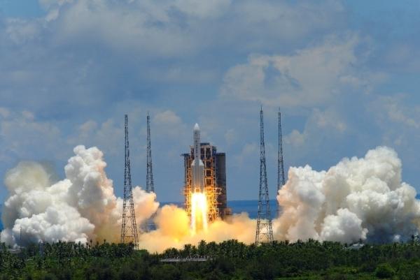 """""""天问一号""""火星探测器发射成功 中科院在火星探测任务中发挥重要作用"""