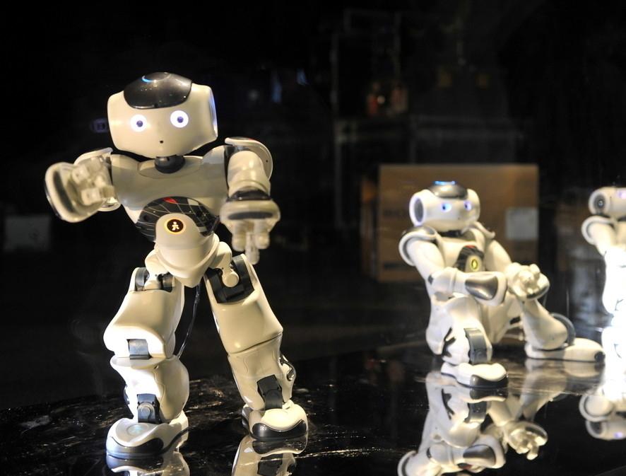 小于零点一毫米的机器人诞生