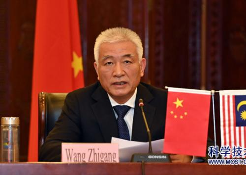 中国—马来西亚疫苗合作协定签署