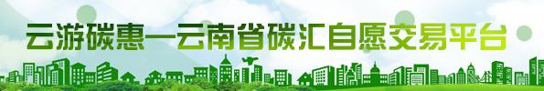 云游碳惠—云南省碳汇自愿交易平台
