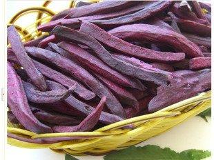 紫薯果脯即食食品
