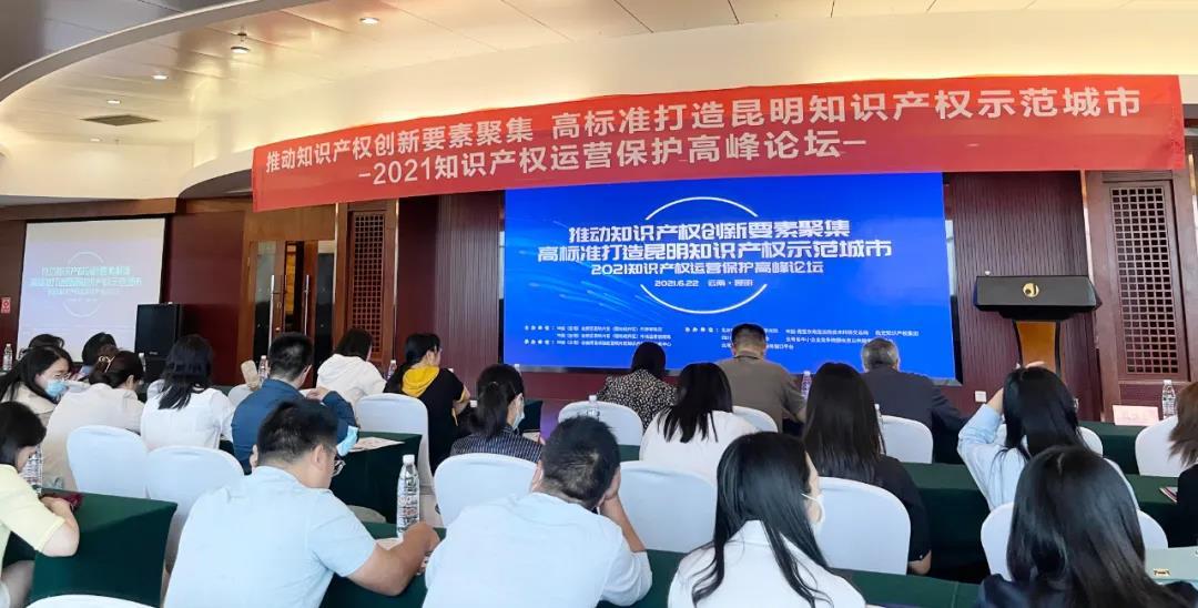 2021知识产权运营保护高峰论坛圆满举行