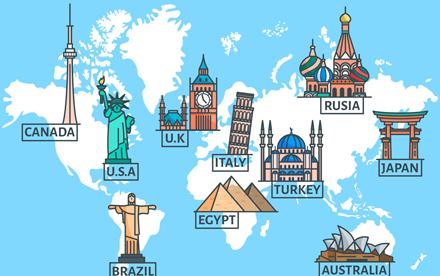 世界各国对地理标志概念的界定和保护规定